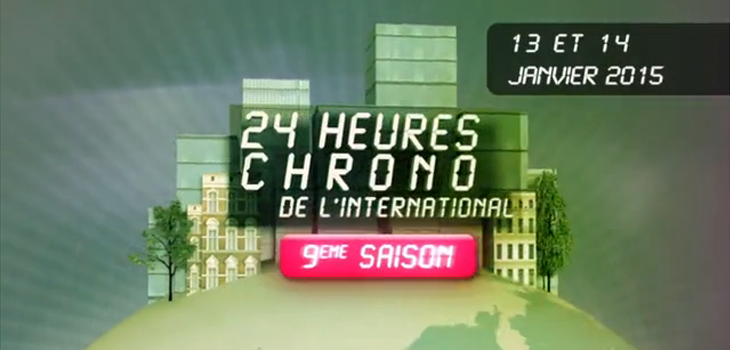 Revoir l'émission dédiée à Quito pendant les 24h chrono de l'international