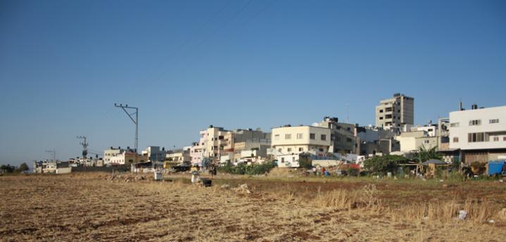 Blog – Voyage en Palestine – Mon arrivée au Camp de Réfugiés de New Askar