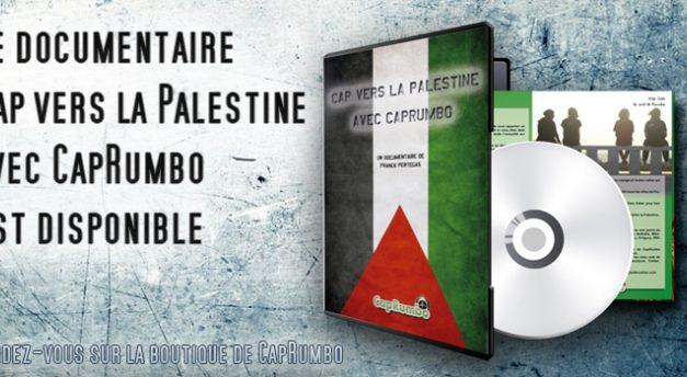 Cap vers la Palestine avec CapRumbo est disponible