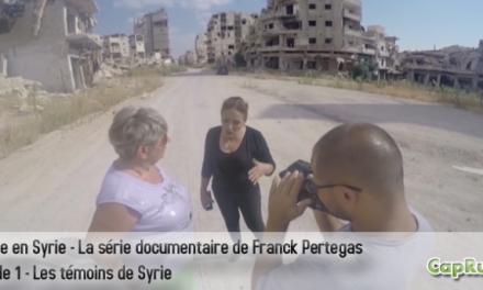 [Documentaire] Syrie – Partie 1 – Les témoins de Syrie