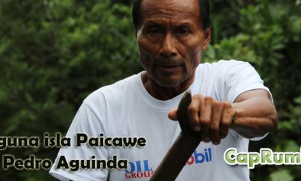 [Equateur] Laguna isla Paicawe
