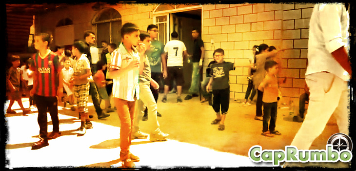 Summer Camp 2014 à New Askar (Palestine)