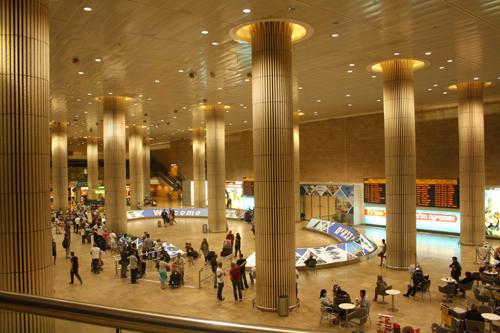 Blog – Voyage en Palestine – De la préparation à l'arrivée à Tel Aviv