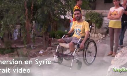 Extrait vidéo d'un voyage en Syrie