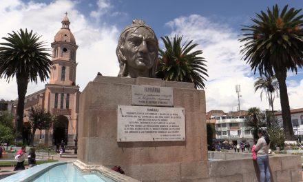 Prochain documentaire CapRumbo : l'Equateur !